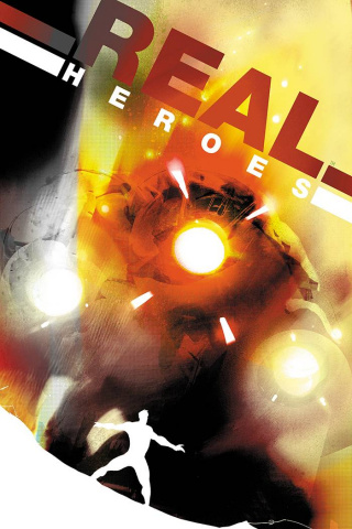 Real Heroes #2 (Jock Cover)