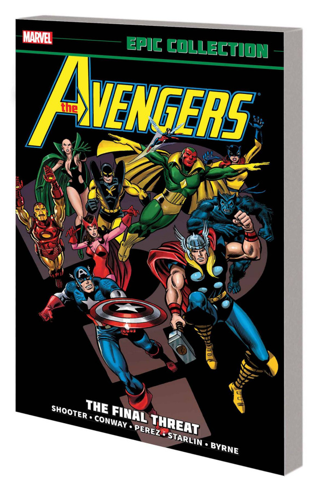Avengers: The Final Threat (Epic Collection)