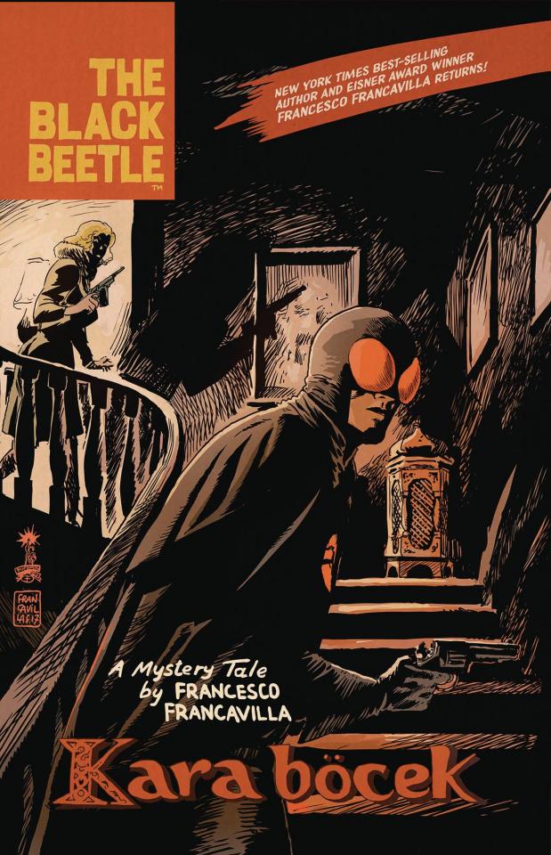 The Black Beetle: Kara Böcek