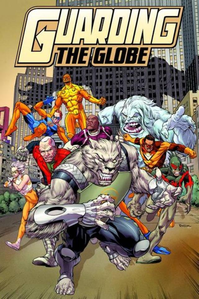 Guarding the Globe #3