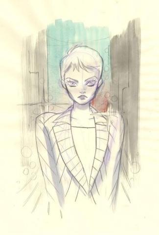Blade Runner: Origins #2 (Momoko Sketch Cover)