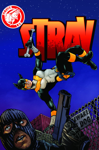 Stray #2 (McGuan Cover)