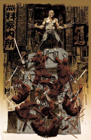 Old Man Logan #24 (Panosian Cover)
