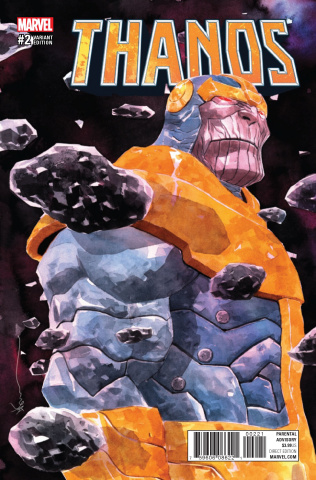 Thanos #2 (Nguyen Cover)