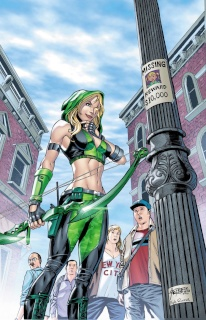 Grimm Fairy Tales: Robyn Hood - I Love NY #2 (Reyes Cover)