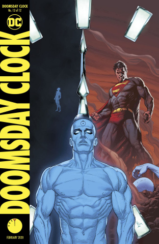 Doomsday Clock #12 (Variant Cover)