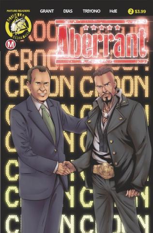 Aberrant #2 (Leon Dias Cover)