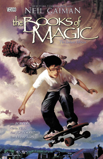 The Books of Magic: The Deluxe Edition