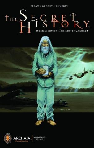 The Secret History Book 18