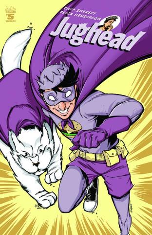 Jughead #5 (Elliot Fernandez Cover)