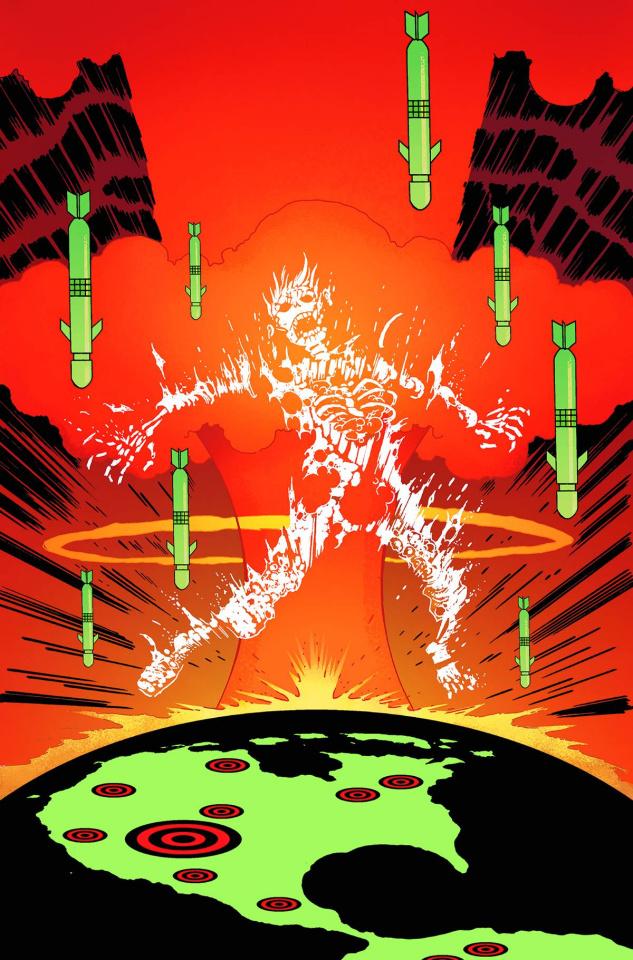 Star Spangled War Stories: G.I. Zombie #6