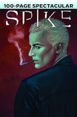 Spike: 100 Page Spectacular