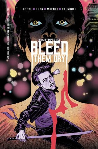 Bleed Them Dry #3 (Gorham Cover)