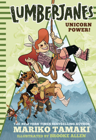 Lumberjanes Vol. 1: Unicorn Power