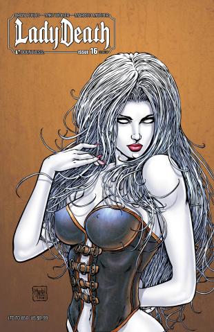 Lady Death #16 (Calgary Comic Con Set)