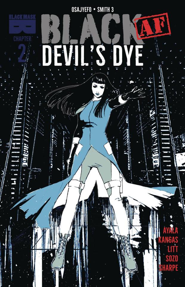 Black AF: Devil's Dye #2