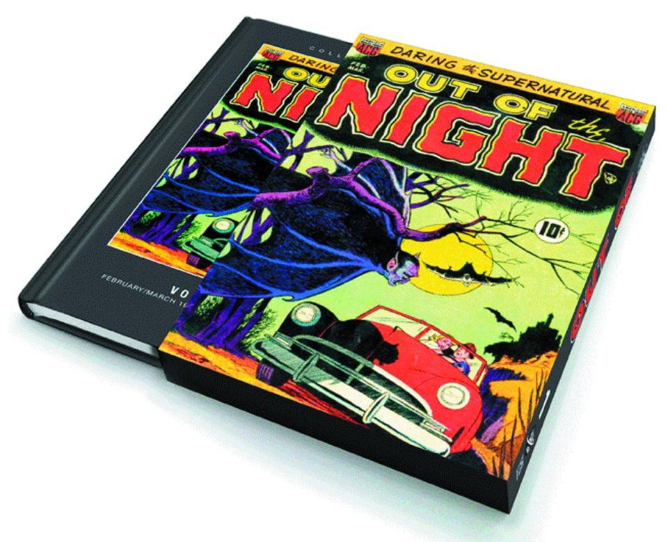 Out of the Night Vol. 1 (Slipcase Edition)