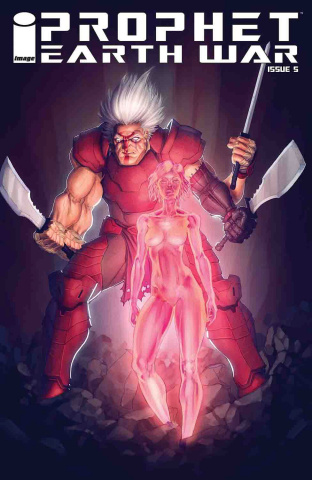 Prophet: Earth War #5