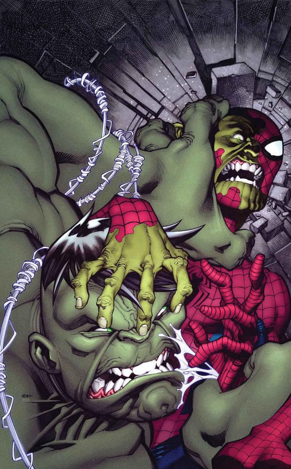 The Immortal Hulk #13 (Stevens Skrulls Cover)