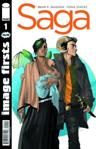 Saga #1 (Image Firsts)