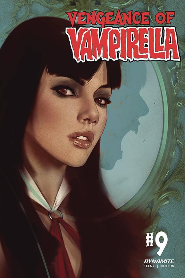 Vengeance of Vampirella #9 (Oliver Cover)