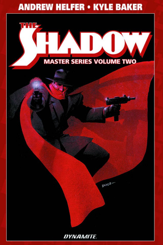 The Shadow: Master Series Vol. 2