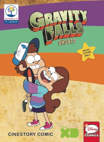 Gravity Falls Vol. 4: Shorts