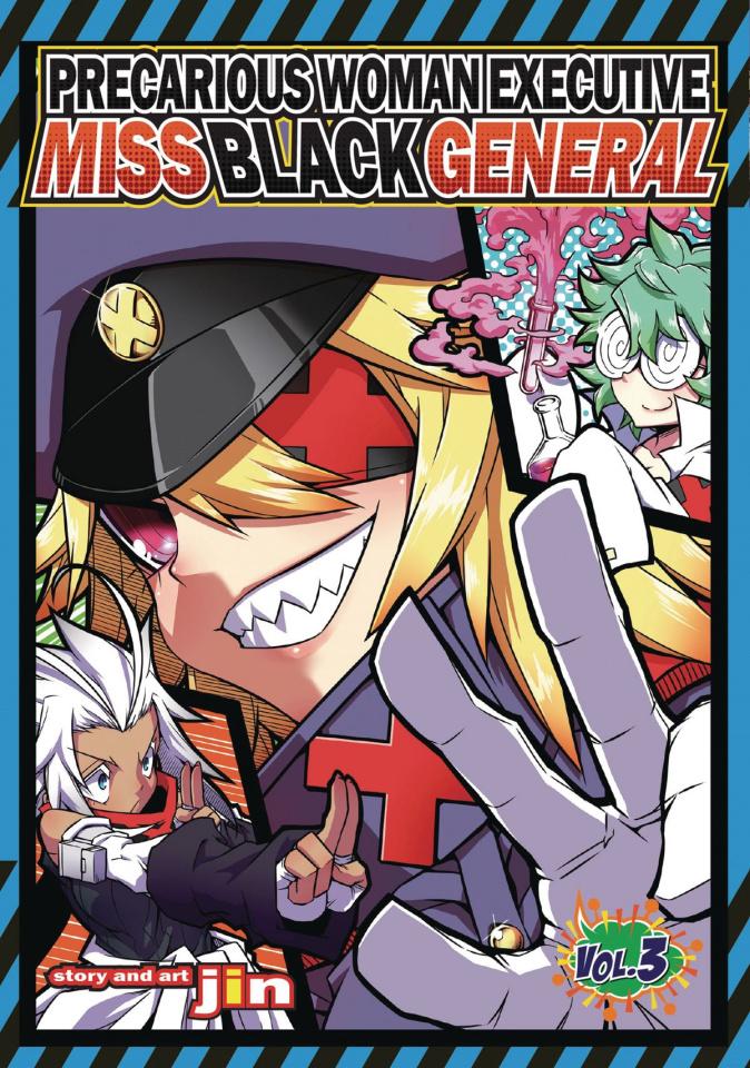 Precarious Woman Executive: Miss Black General Vol. 3