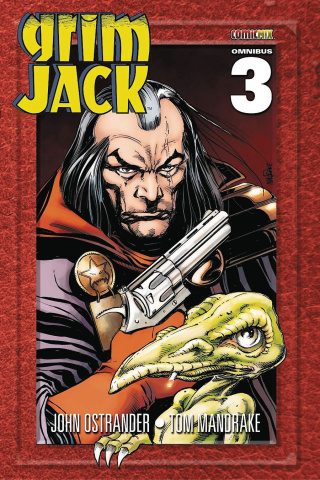 Grimjack Vol. 3 (Omnibus)