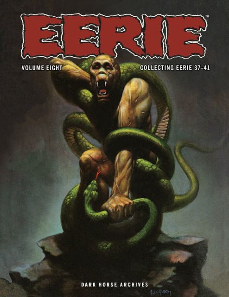 Eerie Archives Vol. 8
