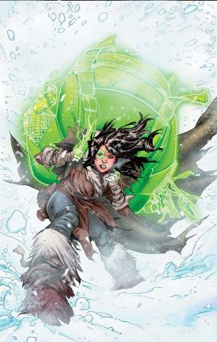 Green Lanterns #23 (Variant Cover)