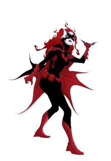 Batwoman: Rebirth #1 (Variant Cover)