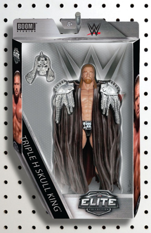 WWE #2 (Unlock Action Figure Cover)