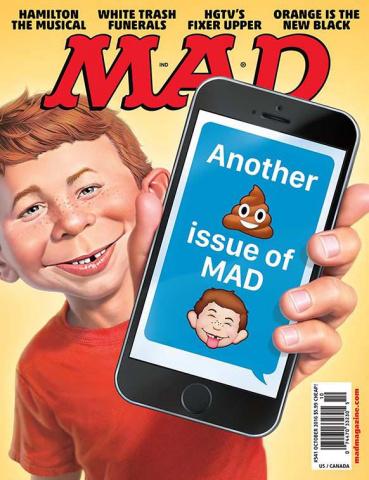 MAD Magazine #541
