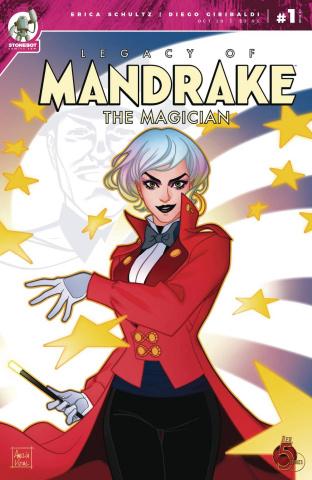 Legacy of Mandrake the Magician #1