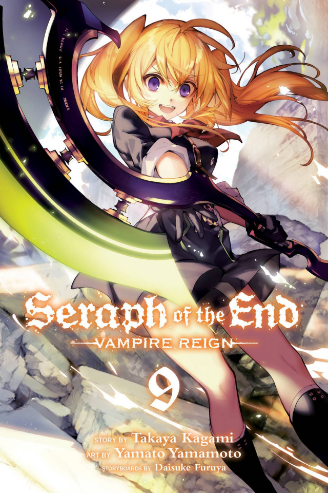 Seraph of the End: Vampire Reign Vol. 9