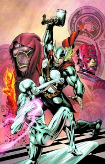 The Mighty Thor Annual #1