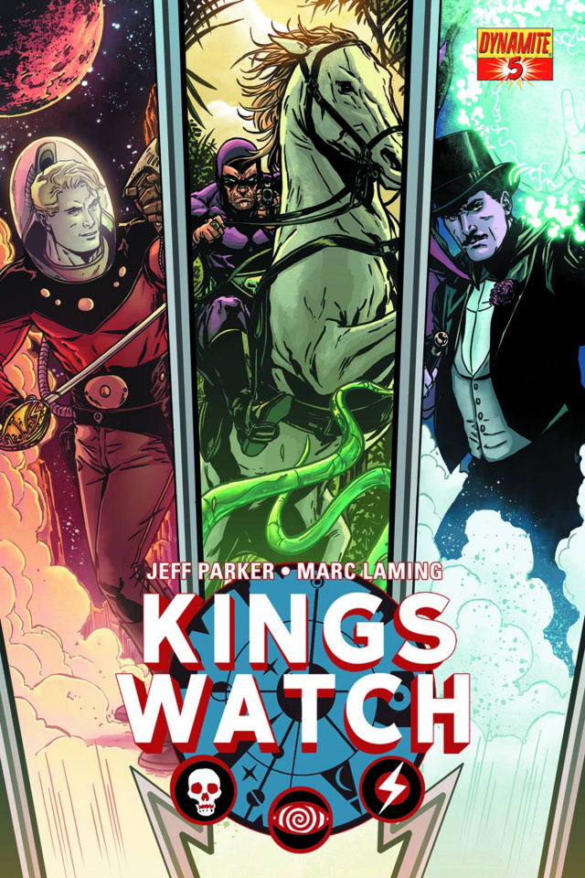 King's Watch #5