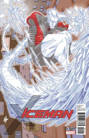 Iceman #1 (Scott Cover)