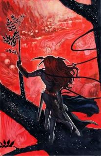 Angela: Queen of Hel #1 (Hans Cover)