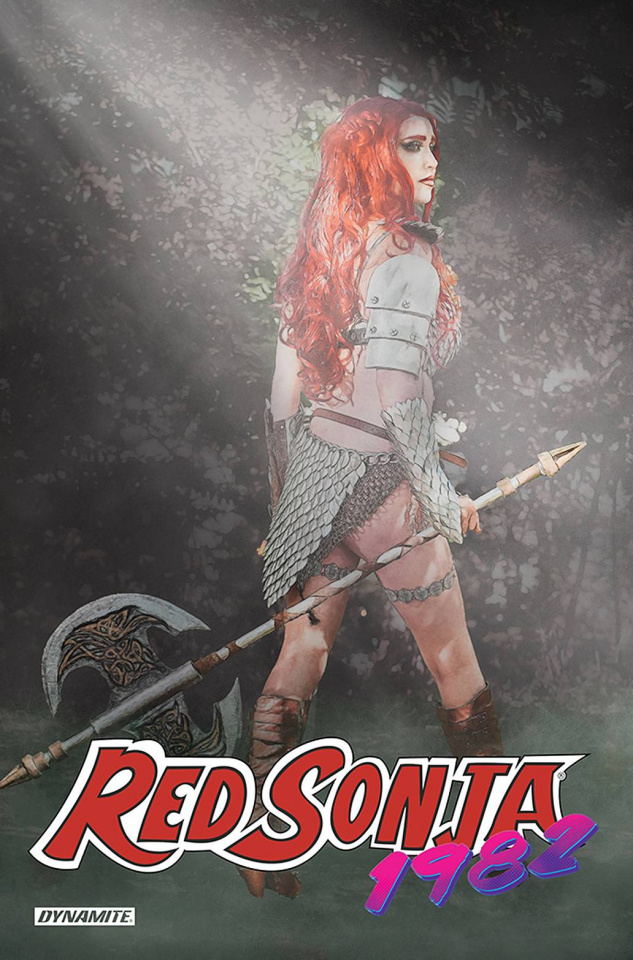 Red Sonja: 1982 (Cosplay Cover)