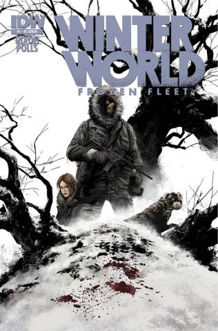 Winterworld: Frozen Fleet #1 (10 Copy Cover)