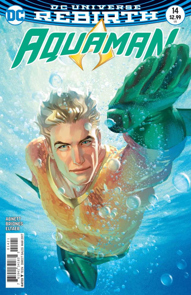 Aquaman #14 (Variant Cover)