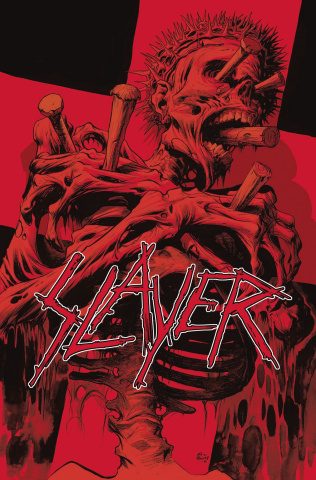 Slayer: Repentless #1 (Powell Cover)