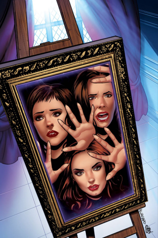 Charmed #2 (20 Copy Sanapo Virgin Cover)