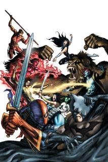 Titans #1: Annual 2011