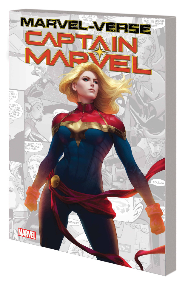 Marvel-Verse: Captain Marvel