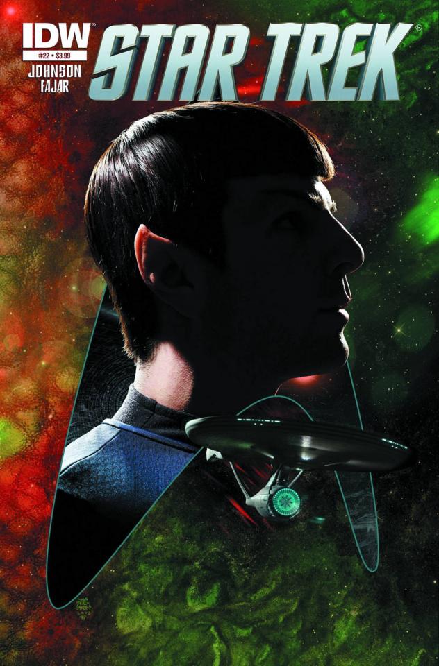 Star Trek #22: After Darkness, Part 2