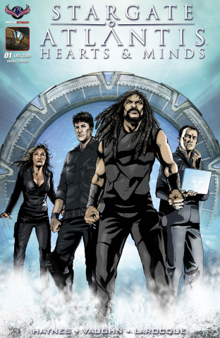 Stargate Atlantis: Hearts & Minds #1 (LaRocque Cover)