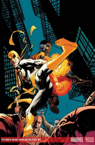 Power Man & Iron Fist #5